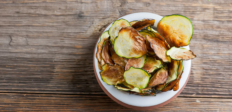how to make Easy Zucchini Chips