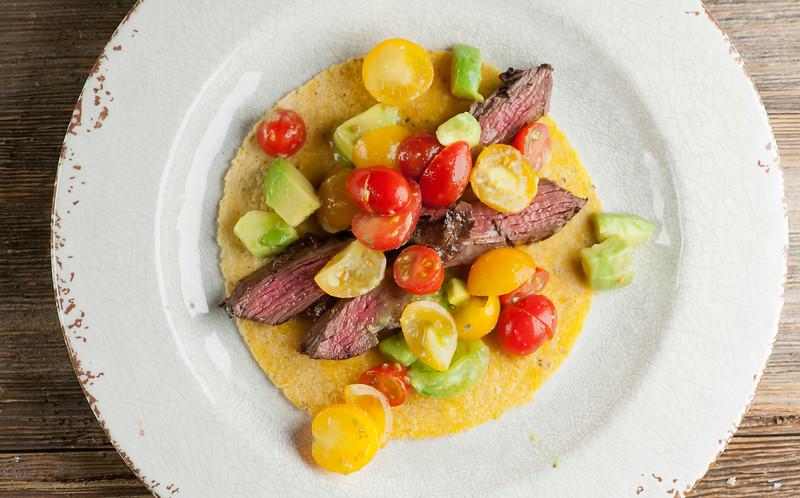 Lime Steak Tacos