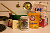 Ready to Bake with Clabber Girl Baking Powder from Terre Haute, Indiana
