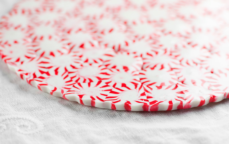 Peppermint Plate