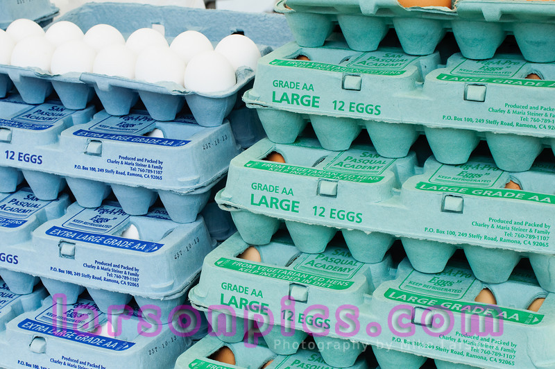 Farmers Market Eggs