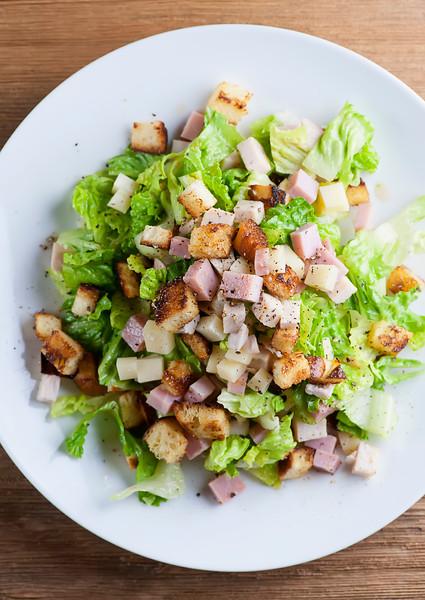Monte Cristo Salad