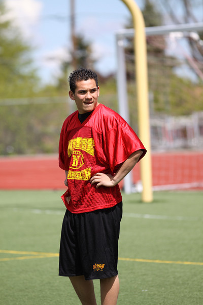 Football Testing May 20, 2011