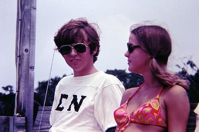 Gaines and Linda