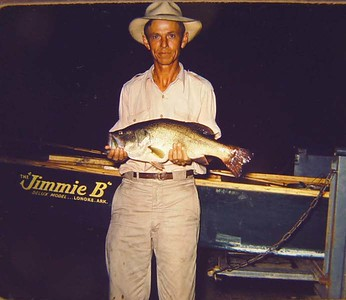 Frank with a whopper.