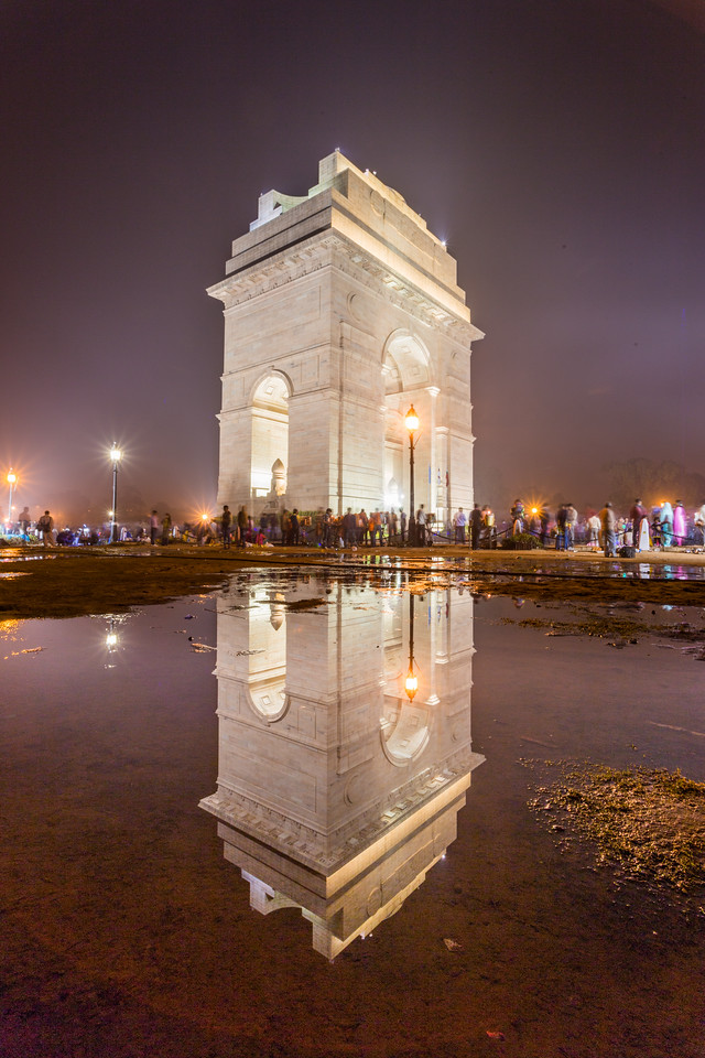 #16 India Gate, New Delhi