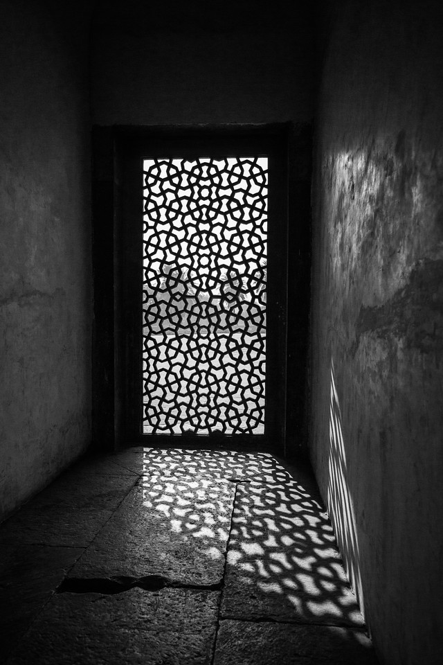 #20 Light and Shadows at Humayun's Tomb