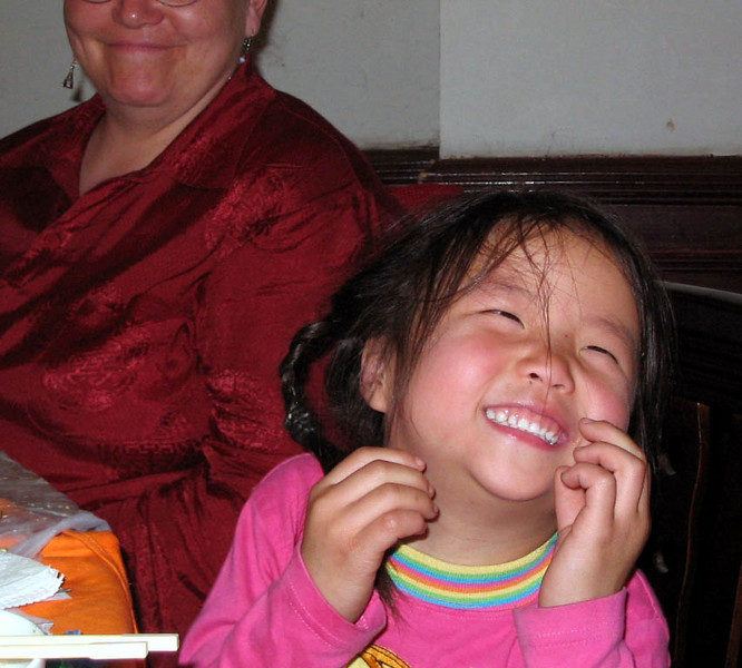 Margaret, Jinzhou, Liaoning Province.