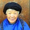 Portrait of Guza villager, Kham, Sichuan Province.