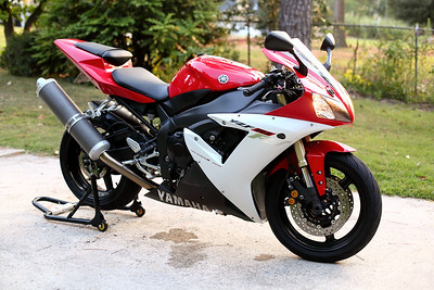 For Sale: 2002 Yamaha R1