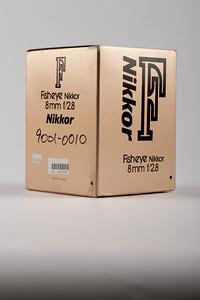 For Sale: Nikon 8 mm f/2.8 fisheye