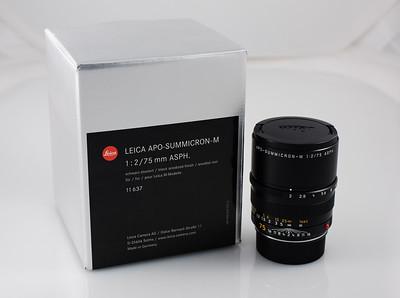 Leica 75mm Apo