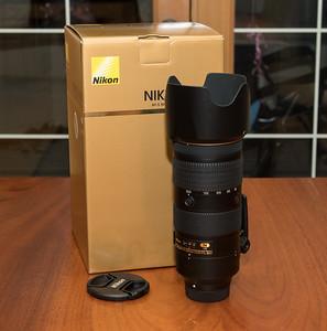 Nikon 70-200 F2.8E