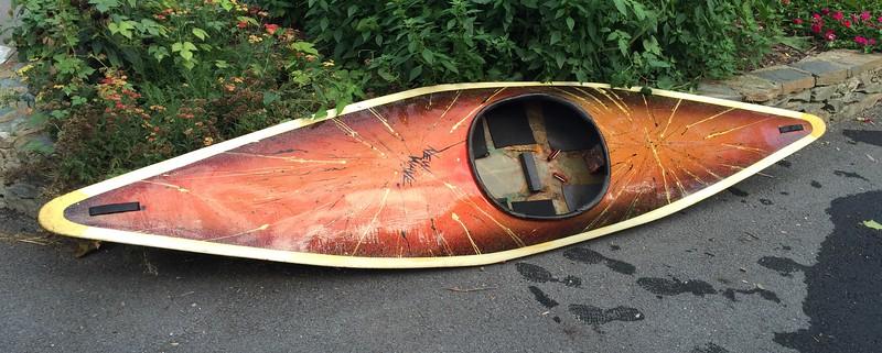 New Wave C1 Acrobat squirt boat $500