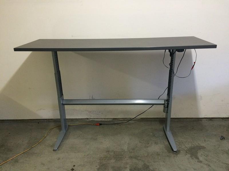 """BioMorph Standing Desk 72"""" x 24"""" - full height (48"""")"""