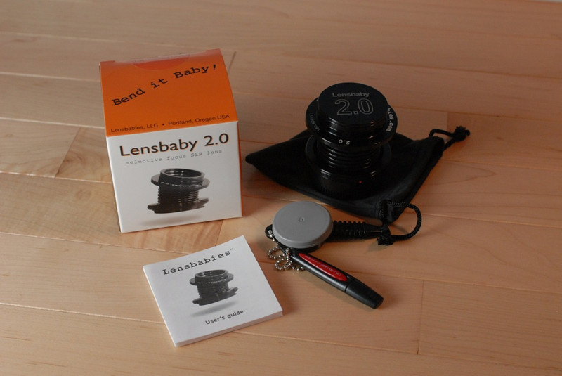 Lensbaby 2.0 Nikon F Mount