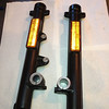 BMW R100GS fork lowers. Good used condition!