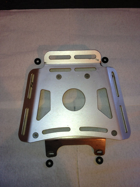 Sold! Touratech (044-2032)<br /> BMW HP2 Enduro rear rack minor wear complete with hardware