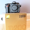 Nikon D200 with box