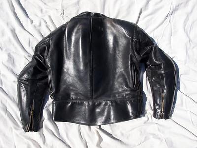 Vanson StreetRider leather jacket - size 46