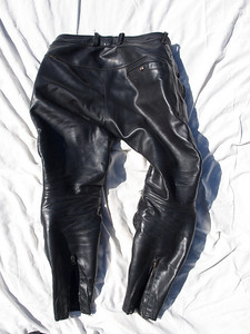Vanson StreetRider leather pants - size 36