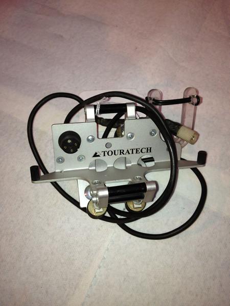 Touratech GPS mount