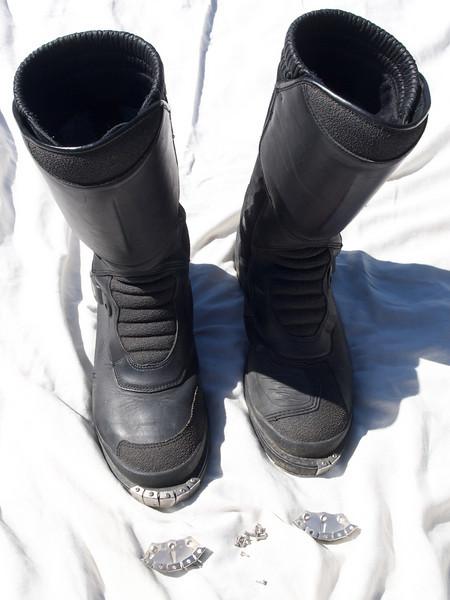 BMW Santiago boots - size 43