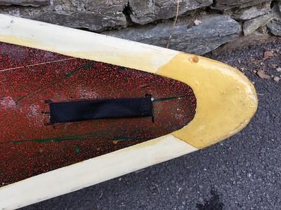 New Wave C1 Acrobat hull / grabloop / end