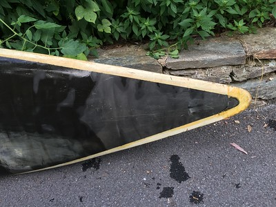 New Wave C1 Acrobat hull  bow end