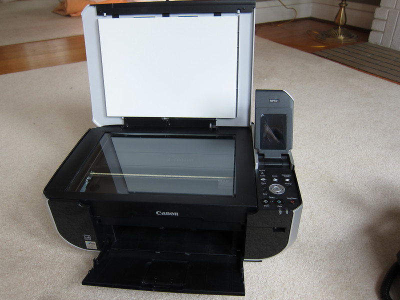 Printer/scanner/copier