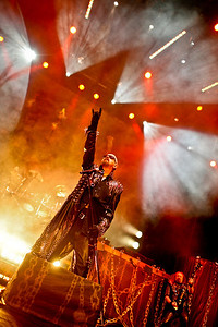 Rob Halford and Ian Hill