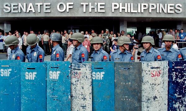 Impeachment protests, Manila, Philippines