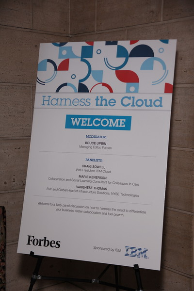 Forbes IBM Breakfast 20131113