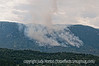 Forest fire near the Air Force Academy; best viewed in the largest sizes