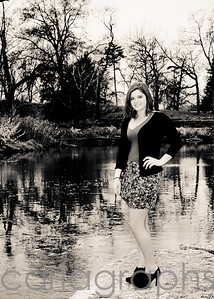 full by the water bw-