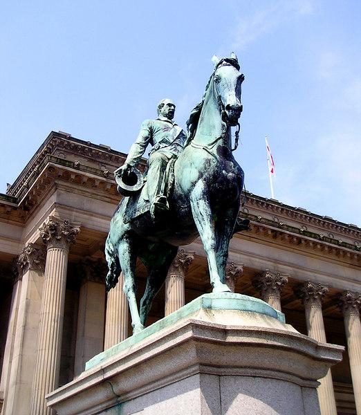 George's Hall, Liverpool.