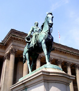 George's Hall, Liverpool.