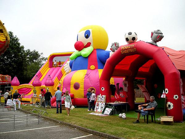 Local fair.