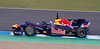Mark Webber, Red Bull. Jerez, Febrero 2010