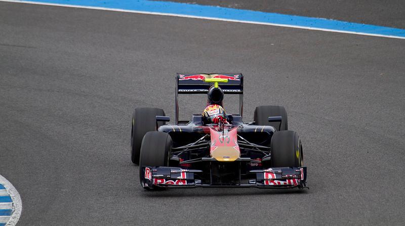 Alguersuari, Toro Rosso