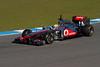 McLaren. Foto rápida sin barrido