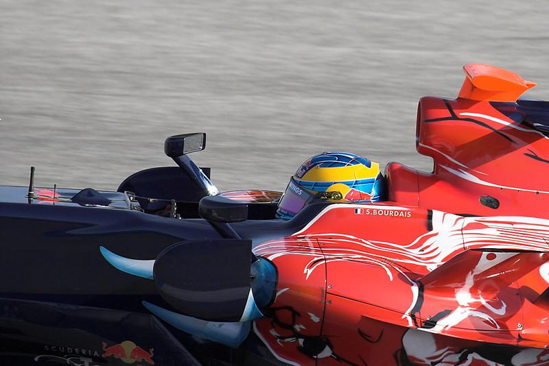 Sebastien Bourdais, Red Bull Team