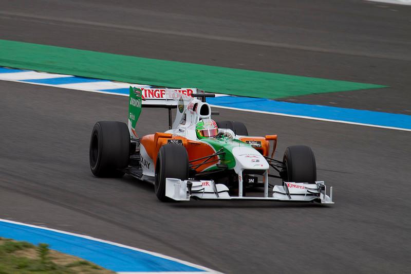 Liuzzi, Force India