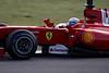 2010, Jerez. Fernando Alonso-Ferrari