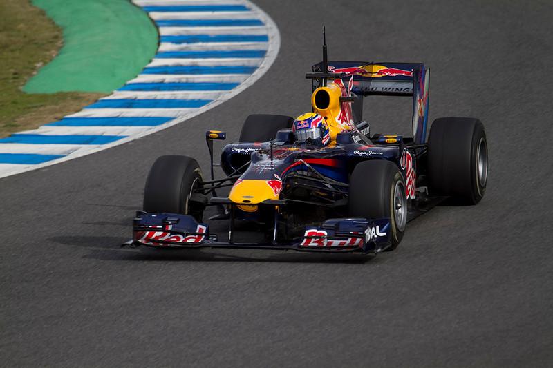 Mark Webber, Red Bull.