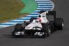 BMW-Sauber, Kamui Kobayashi.
