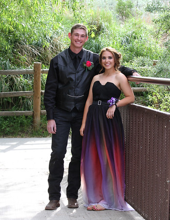 Forrest Knight Prom 2016