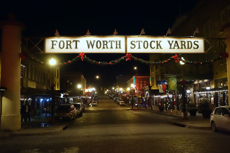 Fort Worth for Cowgirls