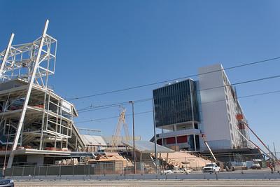 Forty-Niner Stadium Construction 2013-08-23