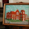 Painted by a former member , John Cunard